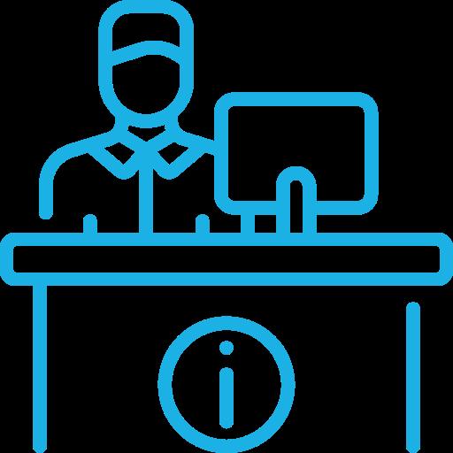 Concierge and Reception Security